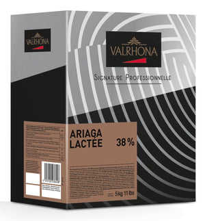 Valrhona - Ariaga Milk Chocolate 38%