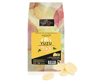 Valrhona Feve Inspiration - Yuzu [Preorder, stocks to arrive 27 oct]