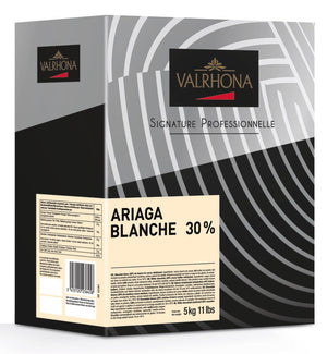 Valrhona - Ariaga White Chocolate 30%