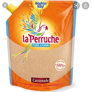 La Perruche Cassonade Brown Sugar - 750g