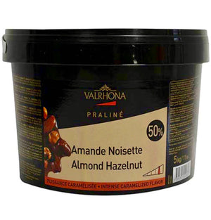 Valrhona - Almond Hazelnut Praline Paste 50%