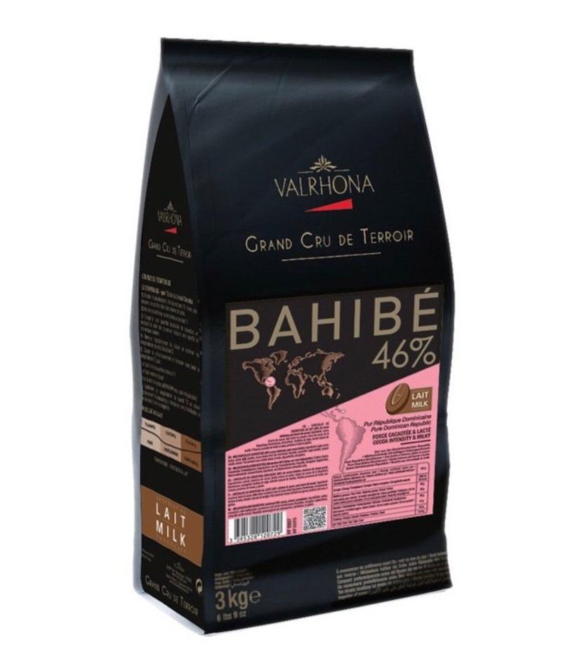 Valrhona - Bahibe Milk Chocolate 46%