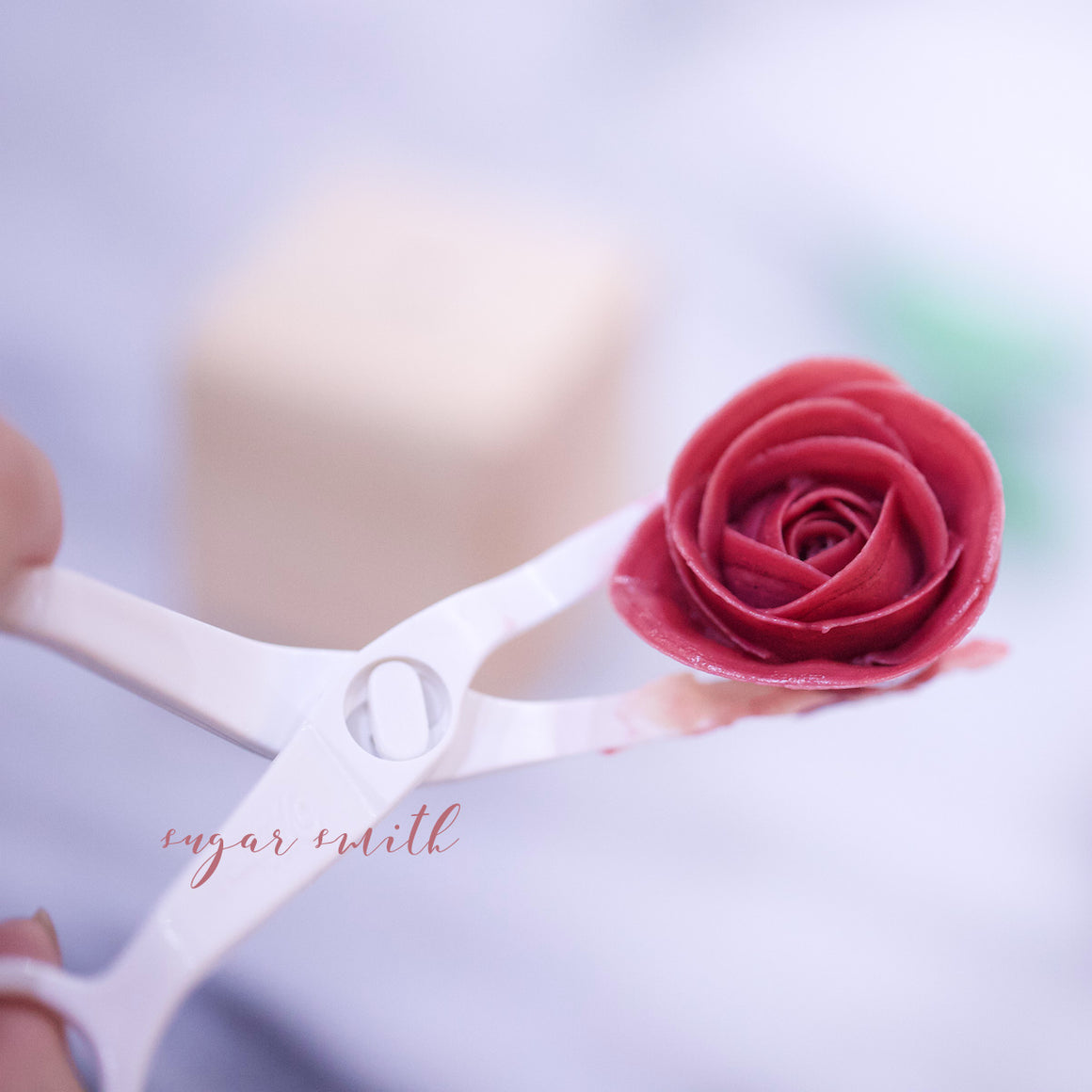 Sugar Smith Inc - Korea Buttercream Flower Scissor