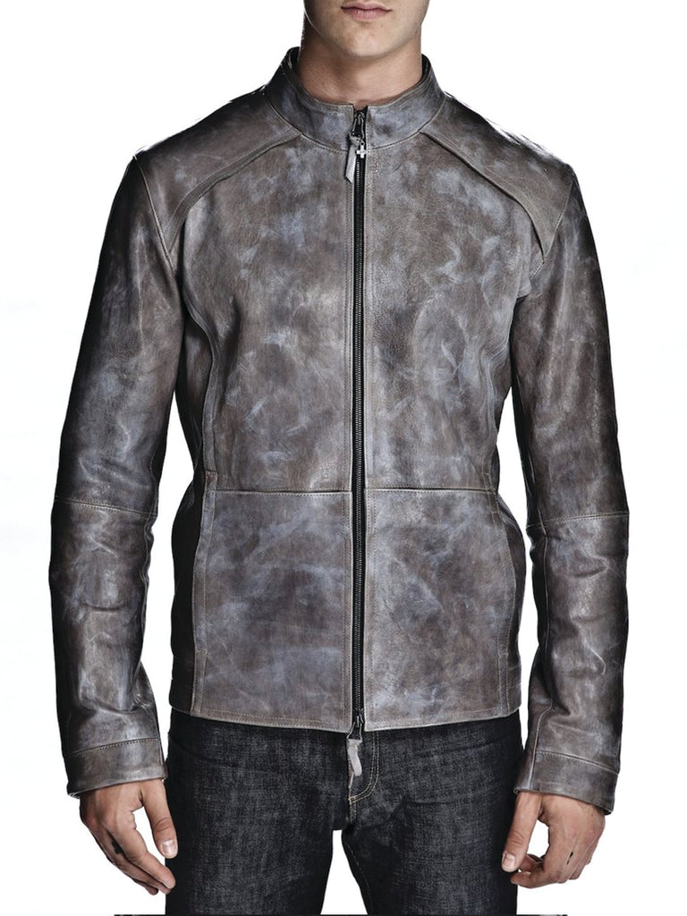 +BERYLL LEATHER JACKET II
