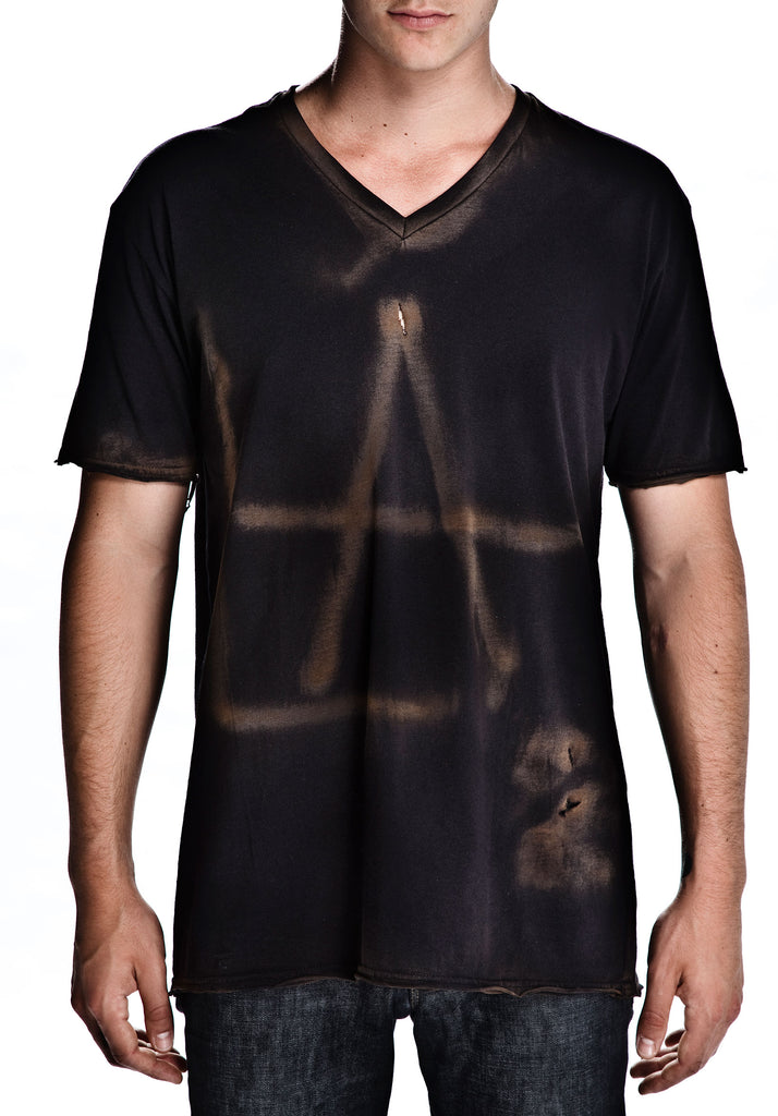 BURNT T-SHIRT