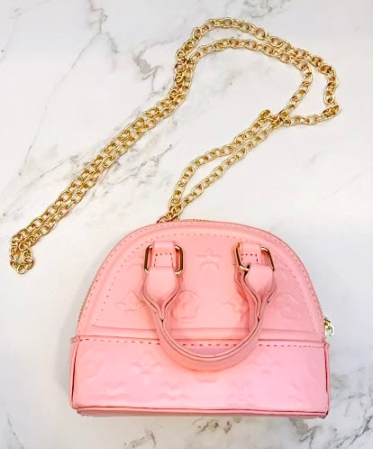 Blush Mini purse