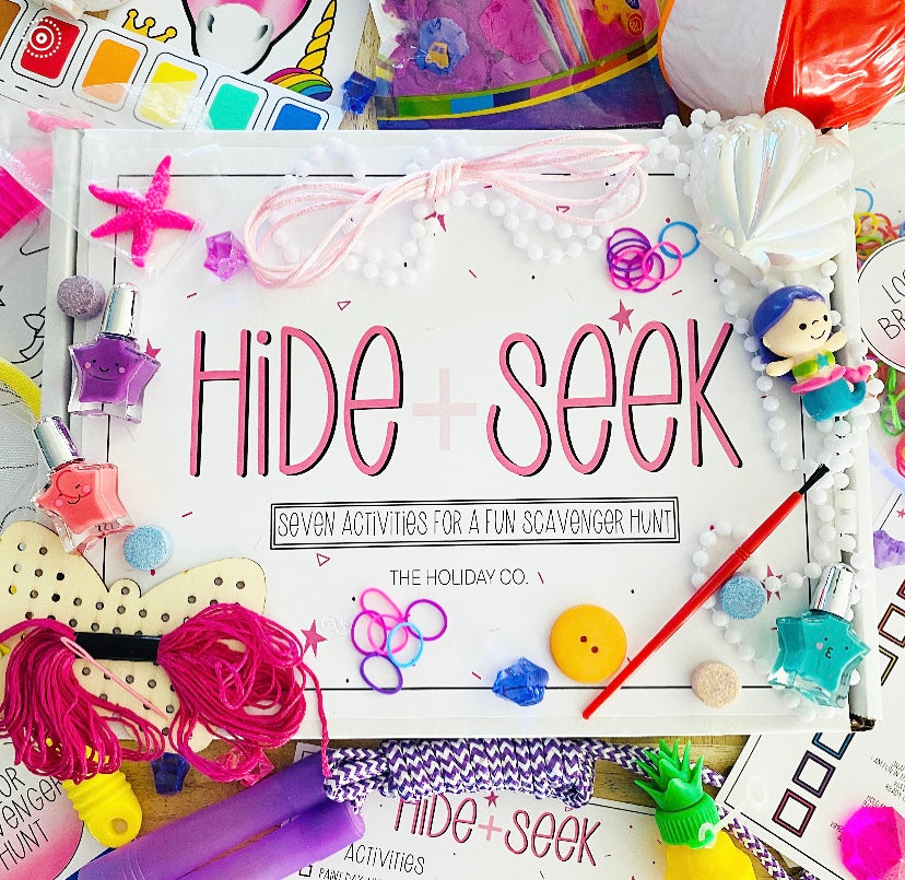 *Hide and Seek (GIRL edition)