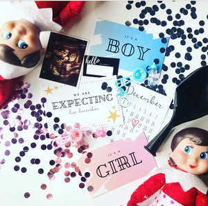 Elf Baby Surprise Kit