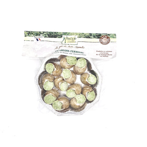 France Escargot in Shell / 法國田螺 (12pcs)