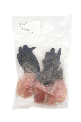 Frozen South Africa Crocodile Feet/ 南非急凍鱷魚掌 (500g)
