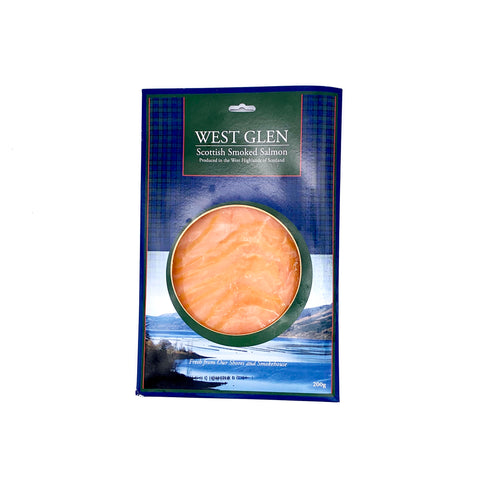 Scottish Smoked Salmon / 蘇格蘭煙三文魚 200g