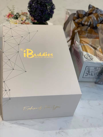 iBuddies Gift Box/ iBuddies燙金禮盒