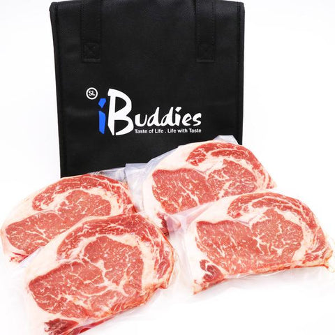 *Deposit* USDA Prime Chilled Ribeye (Whole Slab) / *訂金* 原條美國頂級肉眼