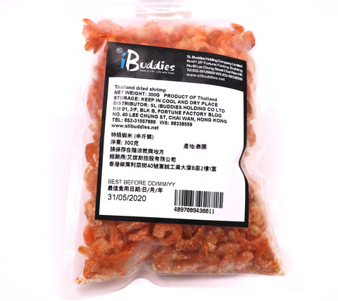 Thailand Dried Shrimp (300g)