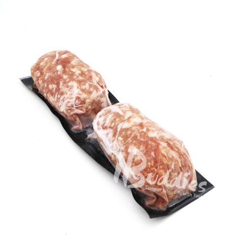 **Pre-Order 4/25 ** Spanish Battale Duroc Minced Pork / 西班牙 Batalle 杜洛克黑豚免治豬肉 (300g x 2)