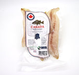 Canadian Wild Caught Grouper Fillet / 加拿大急凍野生石斑魚柳 (500g-520g)