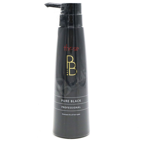 These Professional Pure Black Shampoo / 陶絲純黑專業洗頭水(300ml)