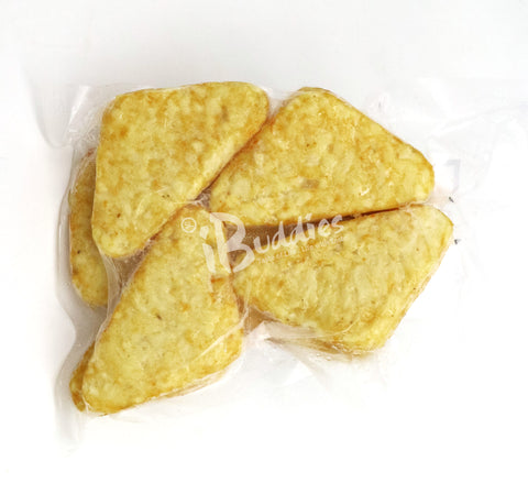 Hash Brown Triangles/ 三角薯餅