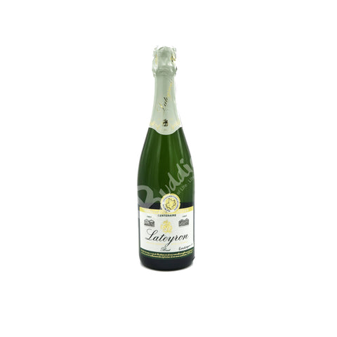 Lateyron Crement de Bordeaux Blanc Brut N.V. (Sparking Wine) (750ml)