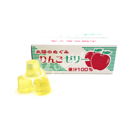 Japan Fruit Juice Jelly - Apple (23pcs)
