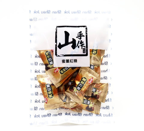 Honey Ginger Candy / 蜜薑紅糖 (180g)
