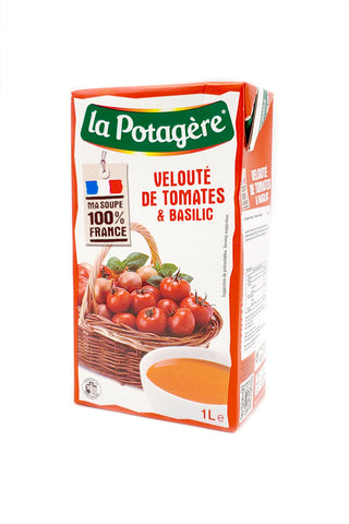 French Tomato & Basil Soup/ 法式香草番茄湯 (1L)