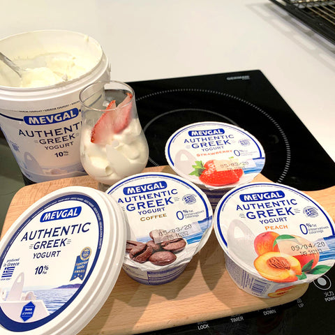 ** Pre Order 12/9** Mevgal Greek Yogurt Cup 希臘乳酪杯
