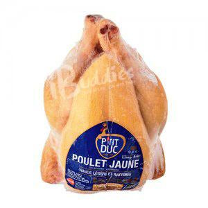 "GAL France ""HALAL"" Yellow Chicken/ 法國清真黃油雞"