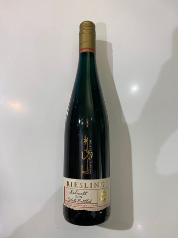 Thomas Schmitt Private Collection Riesling Kabinett 2016 (750毫升)