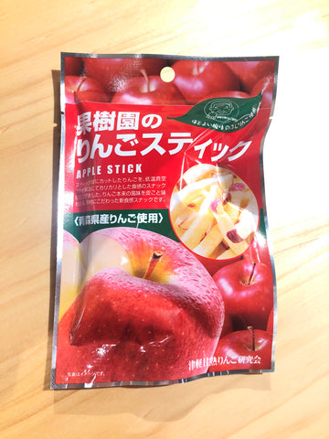Red Apple Fries / 日本紅蘋果小食