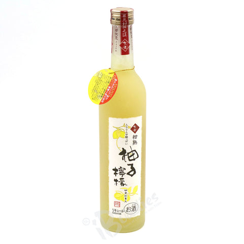 Kyo Hime Yuzu X Lemon Liquor (500ml)