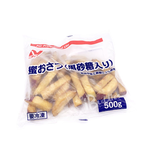 Japan Brown Sugar Sweet Potato Fries/ 日本黑糖番薯條 (500g)