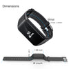 Waterproof Fitness Tracker Smart Bracelet