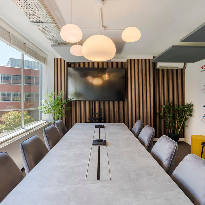How to use Wooden Wall Panels to Transform Offices and Boardrooms