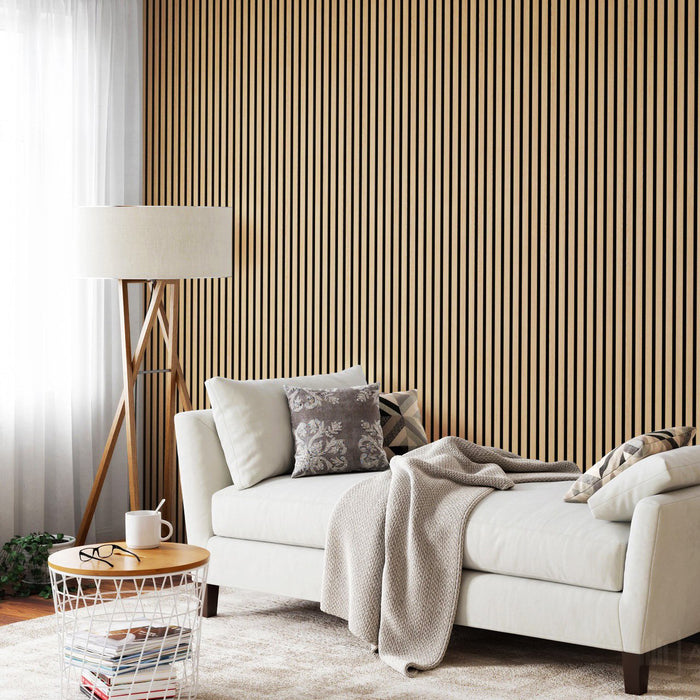Wood Wall Panelling Ideas for your Living Room