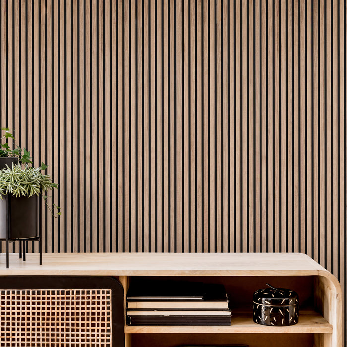 Why choose Acupanel wooden wall panelling?