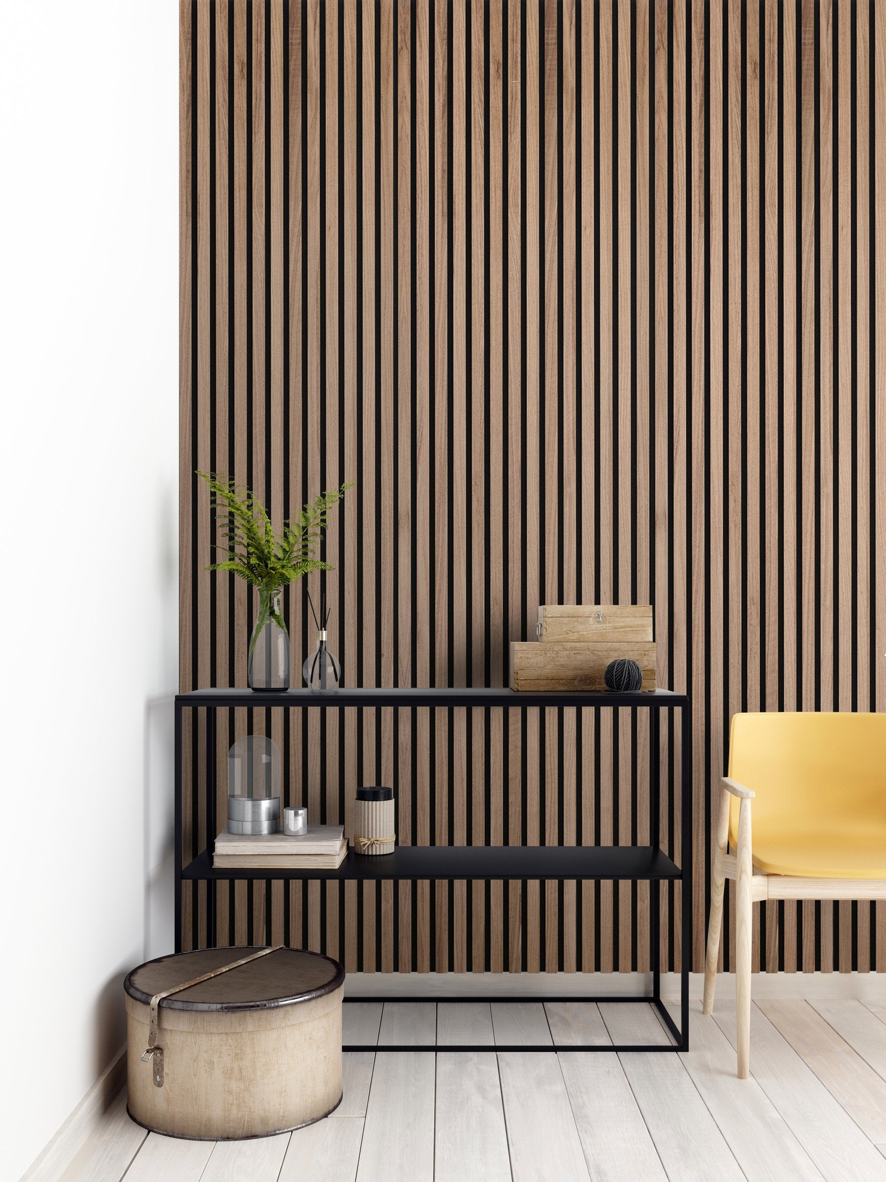 Wood Wall Panelling Ideas For Hallways