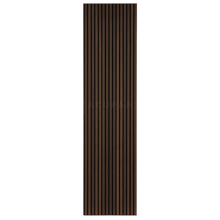 Acupanel® Contemporary Smoked Oak Acoustic Wood Wall Panels