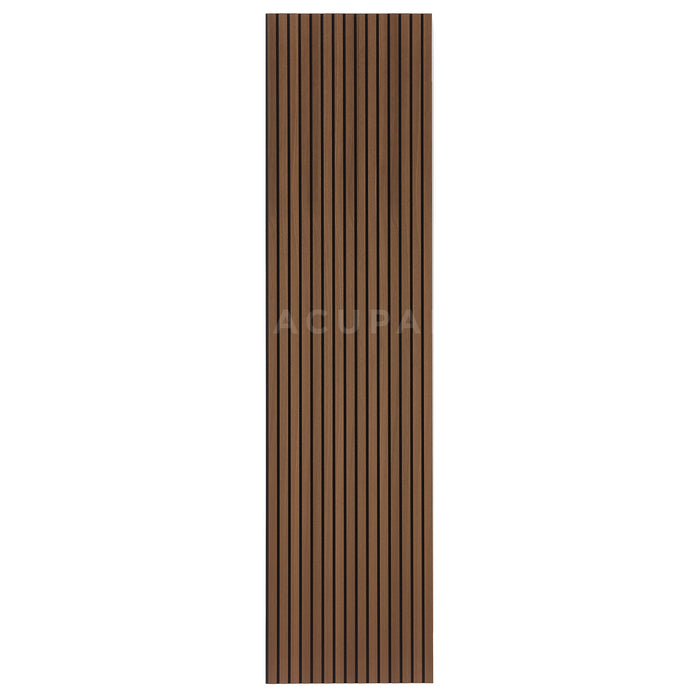 Acupanel® Contemporary Smoked Oak Wood Wall Panels (Non-Acoustic)