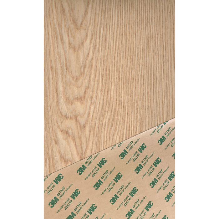Cerris Oak Crown CubeFlex Pre-Finished PSA Peel and Stick Wood Veneer