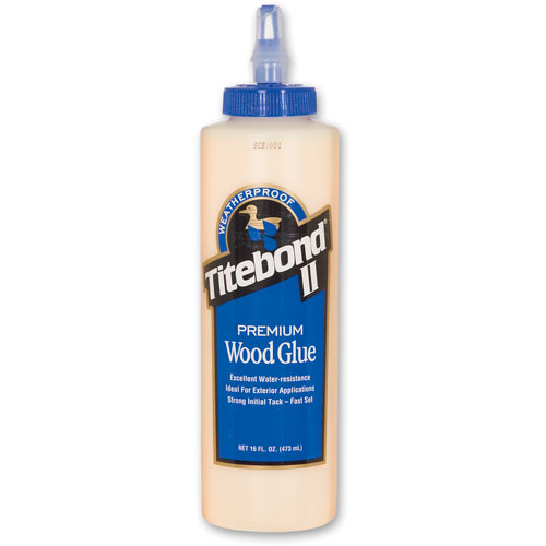 Titebond II Premium Wood Glue 473ml