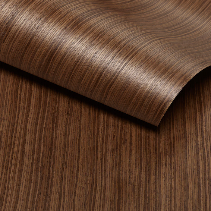 Juglans Quarter American Walnut CubeFlex Pre-Finished Wood Veneer