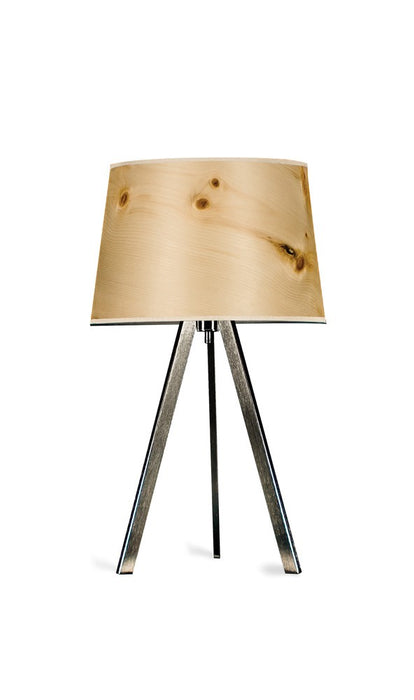 LeuchtNatur Attica Cembra Pine Table Lamp