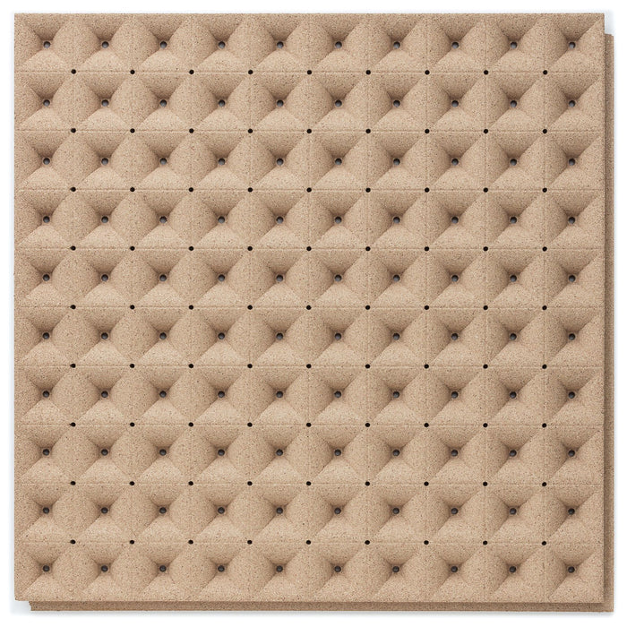 Muratto Undertone Noise Reducing Luxury Cork Acoustic Wall Panels