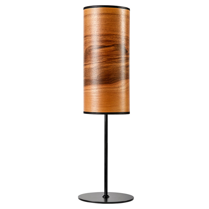 LeuchtNatur Arboreus European Walnut Table Lamp