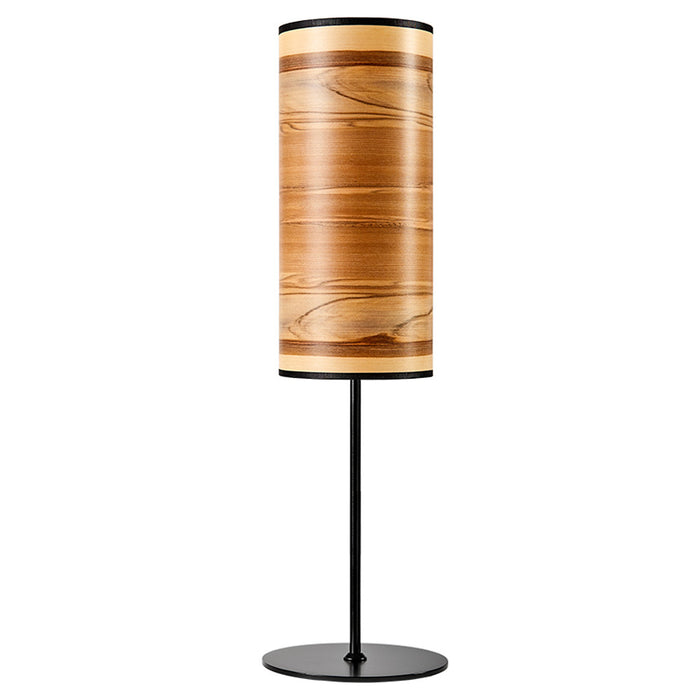 LeuchtNatur Arboreus Satin Walnut Table Lamp