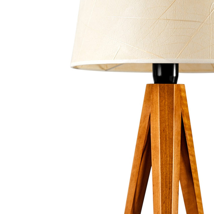 LeuchtNatur Ligna Leaves Table Lamp