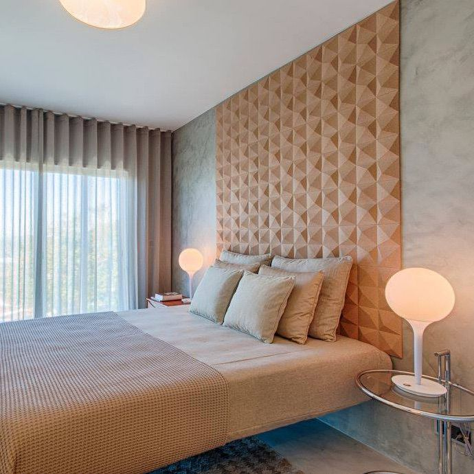 Wood Wall Panelling Bedroom Ideas