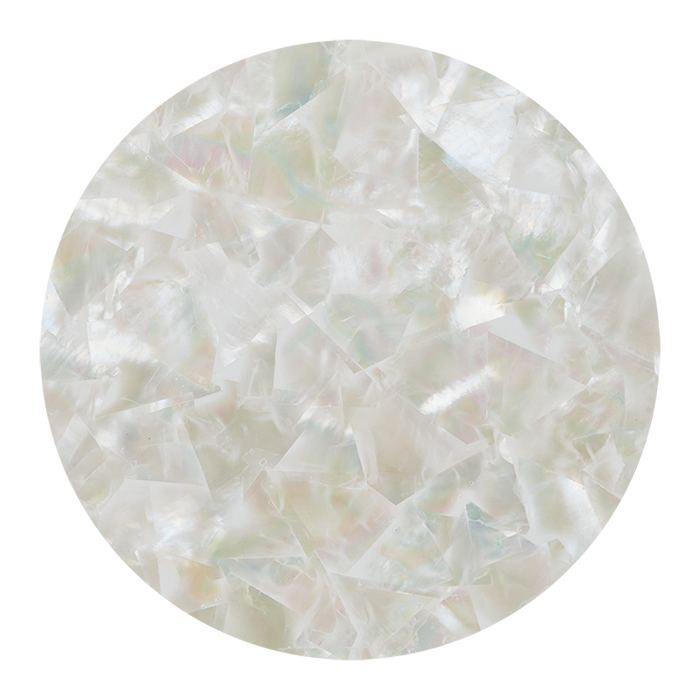 White Mother of Pearl Natural Mosaic Shell Veneer