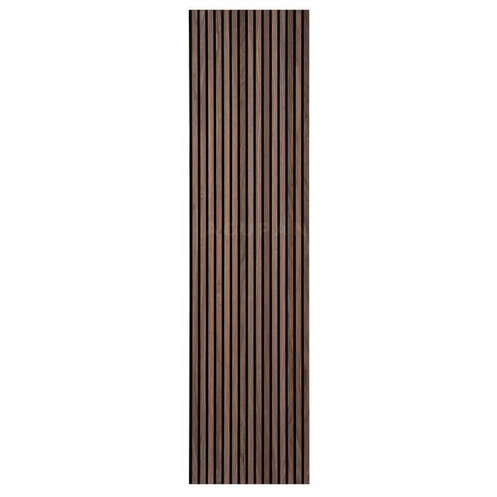 Acupanel® Rustic Walnut Acoustic Wood Wall Panels